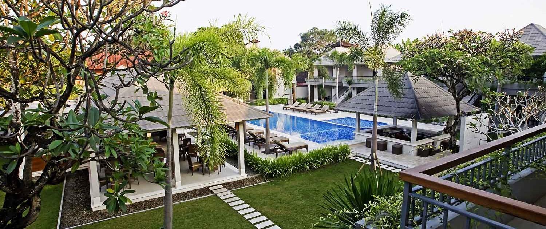 Kuta Beach Hotel
